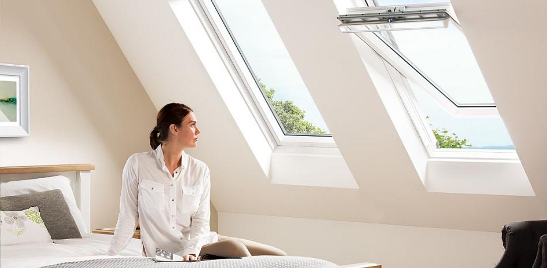 Okna dachowe PCV - Seria PRESTIGE